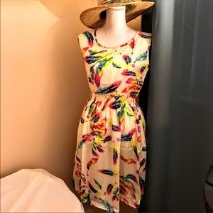 🔥CLEARANCE FINAL🔥Light soft summer colorful NWT