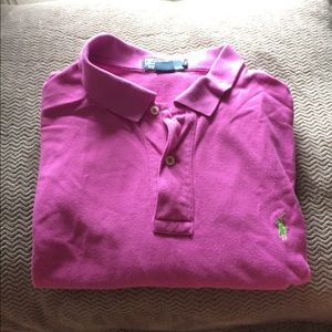 Polo by Ralph Lauren Other - Bright purple and Lime green Polo