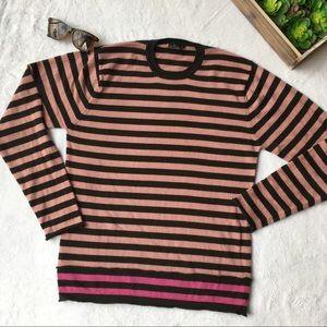 Paul Smith Other - Men's Paul Smith 100% Merino Wool striped sweater