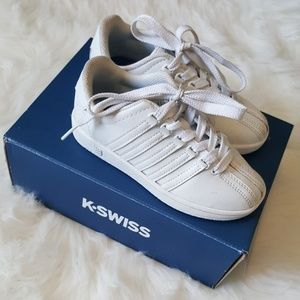 K-Swiss Other - Little Girls Classic K Swiss