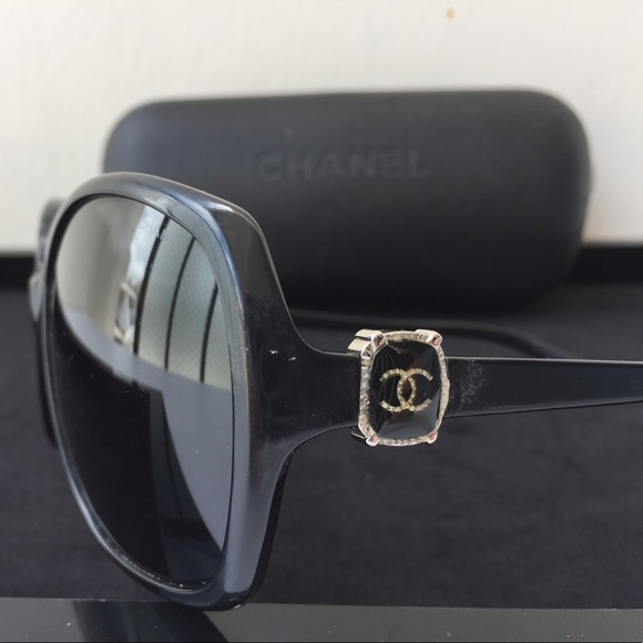 d5a9dceb1 CHANEL Accessories | Authentic Sunglasses 5174 Preowned | Poshmark
