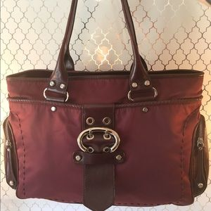 Francesco Biasia Handbags - 🆕FRANCESCO BIASIA NEW LARGE SHOULDER BAG 💯AUTH