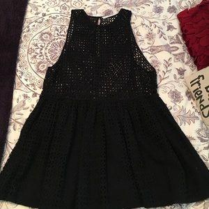 Zara Dresses & Skirts - Zara Eyelet Dress