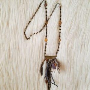 Long Bohemian FP Necklace