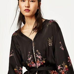 🆕 Zara Kimono Dress