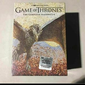 Other - ☆●☆● GAME OF THRONES BOX SET 1-6☆●☆●