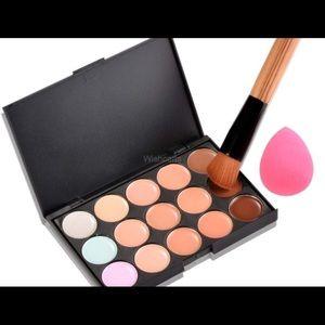 Other - 🌺 Makeup Concealer Palette 🌸