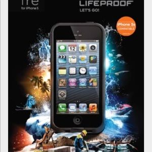 LifeProof Other - Brand new fre life proof case 5s never used