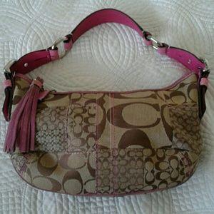 Coach Handbags - Coach hobo bag NC05Q 3680