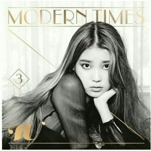 Other - ●♡●IU  MODERN TIMES CD NEW ●♡●