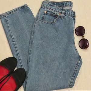 Jordache Denim - Jordache vintage high waist mom jeans