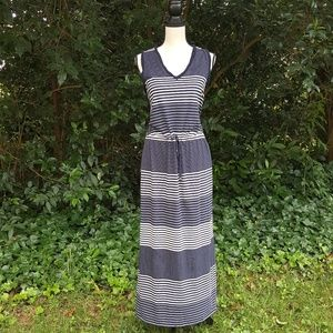 Two by Vince Camuto Dresses & Skirts - Two by Vince Camuto striped maxi dress