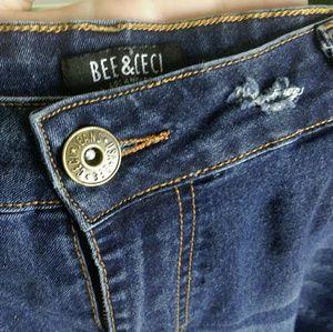 2c97c5823a3 Bee   Ceci Jeans - Bee   Ceci plus size 18 skinny leg stretch ...