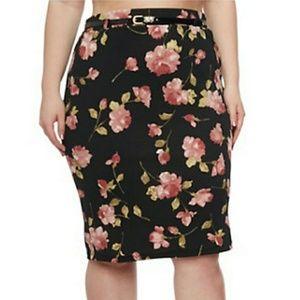 Dresses & Skirts - Plus size pencil skirt NWT