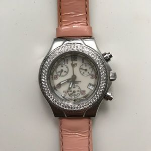 Technomarine Accessories - Technomarine Diamond watch 32mm dial 45 mm w/case