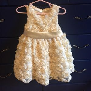 American Princess Other - Soft yellow special occasion dress