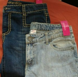 Xhilaration Other - New with tags.  Two pairs of xhilaration jeans, 16
