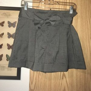 Sparkle & Fade Pants - Cute pleated dress shorts