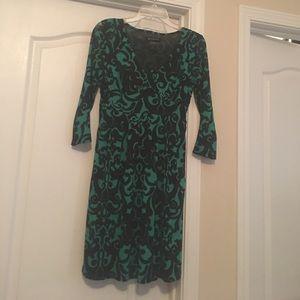 INC International Concepts Dresses & Skirts - Inc. small. Petite. 3/4 sleeves. Mesh underlay.EUC