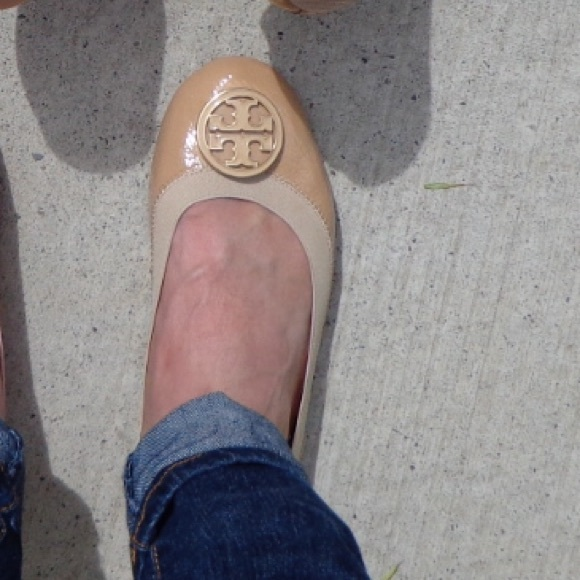8892bef06fa Price reduced 🔥Tory burch Jolie ballet flats. M 595535072599fe3e3300c8a2