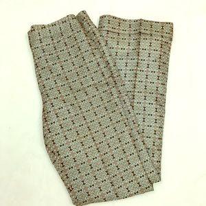 Etcetera Pants - Etcetera silk jacquard pants