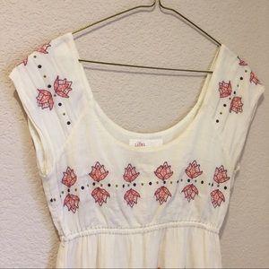 Anthropologie Dresses & Skirts - Anthropologie Lilka lotus BOHO dress