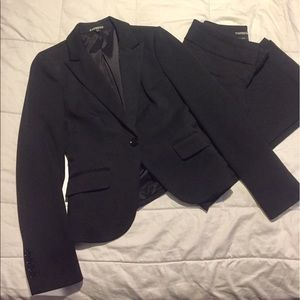 Express Other - Black Express suit, blazer and matching pants