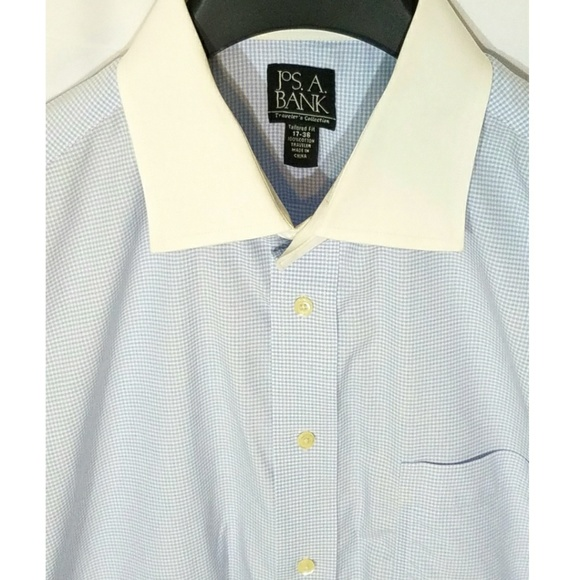73 off jos a bank other jos a bank taylored fit for Joseph banks dress shirts