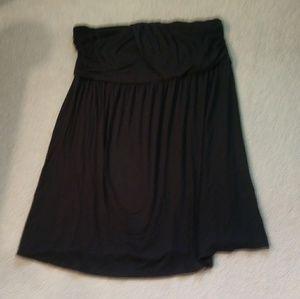 Lane Bryant Dresses & Skirts - Lane Bryant Back strapless dress