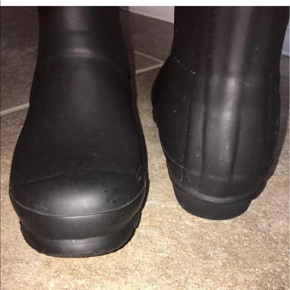 47 off hunter shoes hunter rain boots original tall