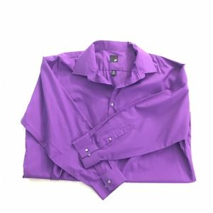 jf j.ferrar Other - Men's Slim Fit Dress Shirt