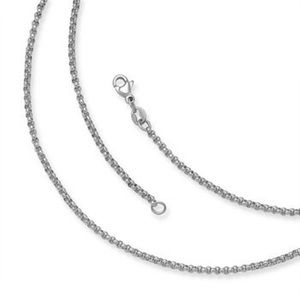James Avery Jewelry - James Avery Rolo Chain 20in