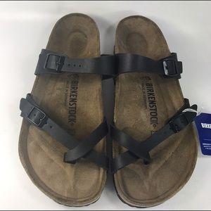 Birkenstock Shoes - Birkenstock Mayari Black Size EU 40 US 9 - 9.5