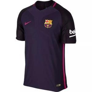 Nike FC Barcelona 2016/17 Authentic Match Jersey