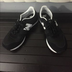 New Balance Other - Black and White Men's New Balance Running Shoes