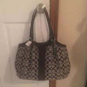 Coach Handbags - Coach Purse With Tags Attached