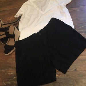 Calvin Klein Jeans Pants - Calvin Klein Linen Shorts