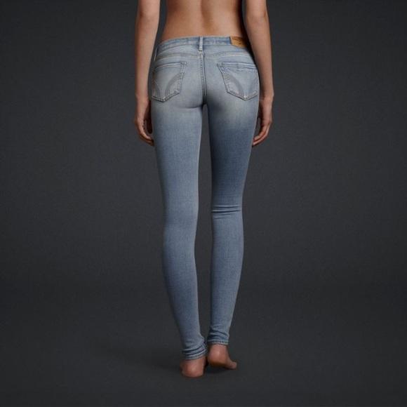 Hollister Jeans Laguna Skinny Size 24 Poshmark