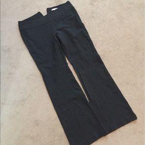 CAbi Pants - Grey CABI Zipper Back Pants