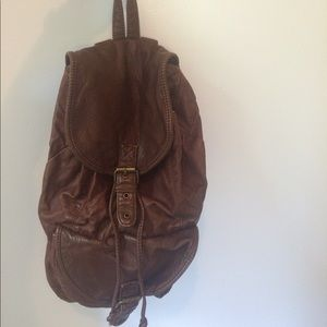 Icing Handbags - Icing casual faux leather backpack