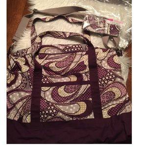 Thirty One Handbags - Thirty One Weekender Bag