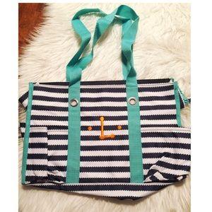 Thirty One Handbags - Thirty One Zip Top Organizing Tote