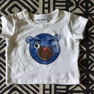 Mini Rodini Other - Mini Rodini Bear T shirt
