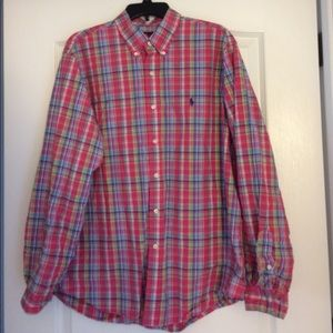 Polo by Ralph Lauren Other - Polo Plaid Button Down