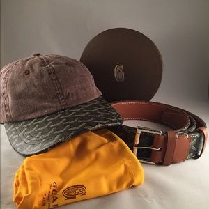 Goyard Other - Goyard Combo Belt + Hat