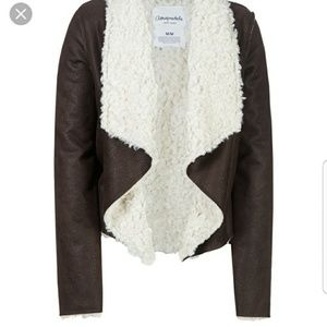 Aerospostle Jacket with fur