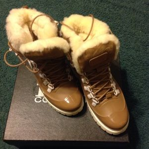 Australia Luxe Collective Shoes - Australia-Luxe-Collective-Boots Sheepskin Lining