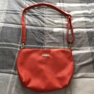 BCBG Handbags - Orange BCBG Paris Purse