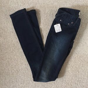 Free People Denim - NWT: Free People long skinny jeans