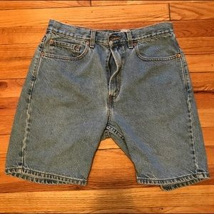 Other - 505 Regular Fit Levi's Shorts
